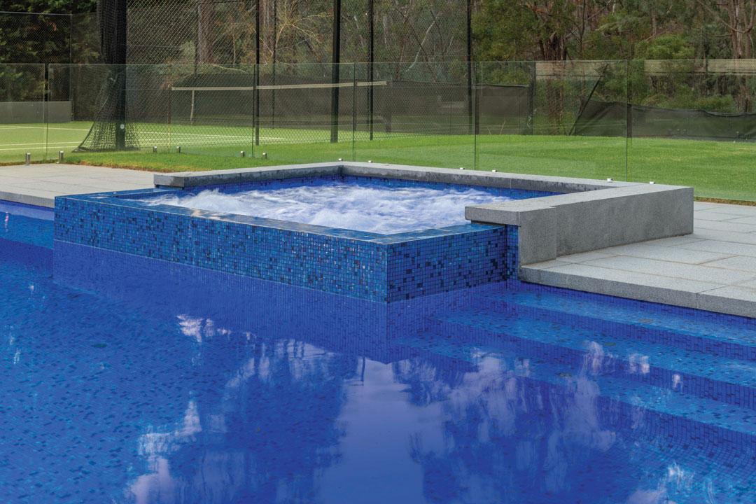 Melbourne Pool Builders Spa