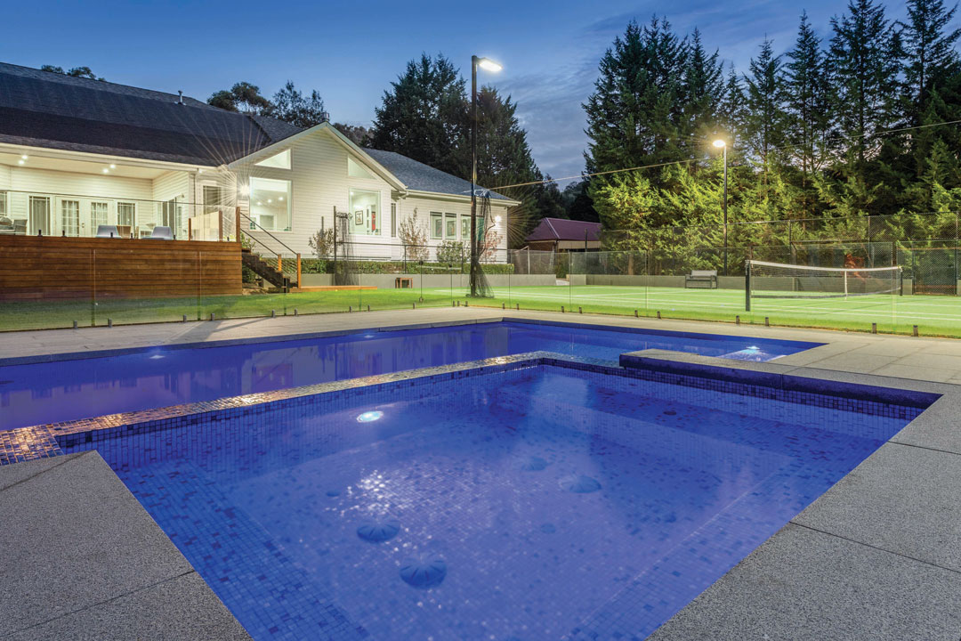 Melbourne Tennis Courts and Pool Builder