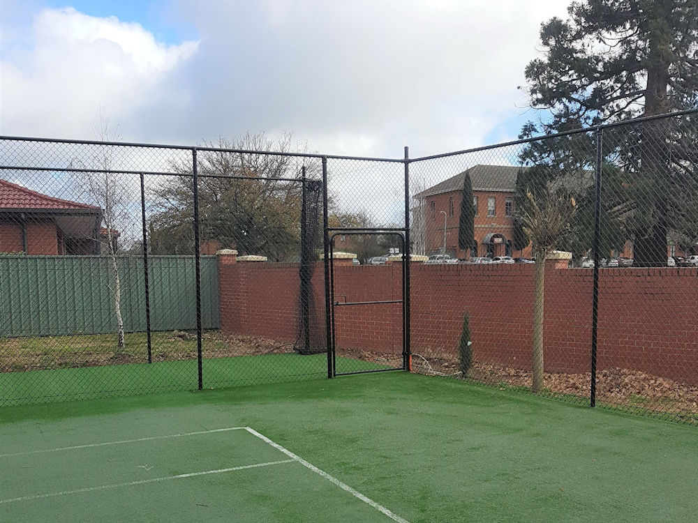 Ultracourts Tennis Court Builders - Cricket pitch Melbourne