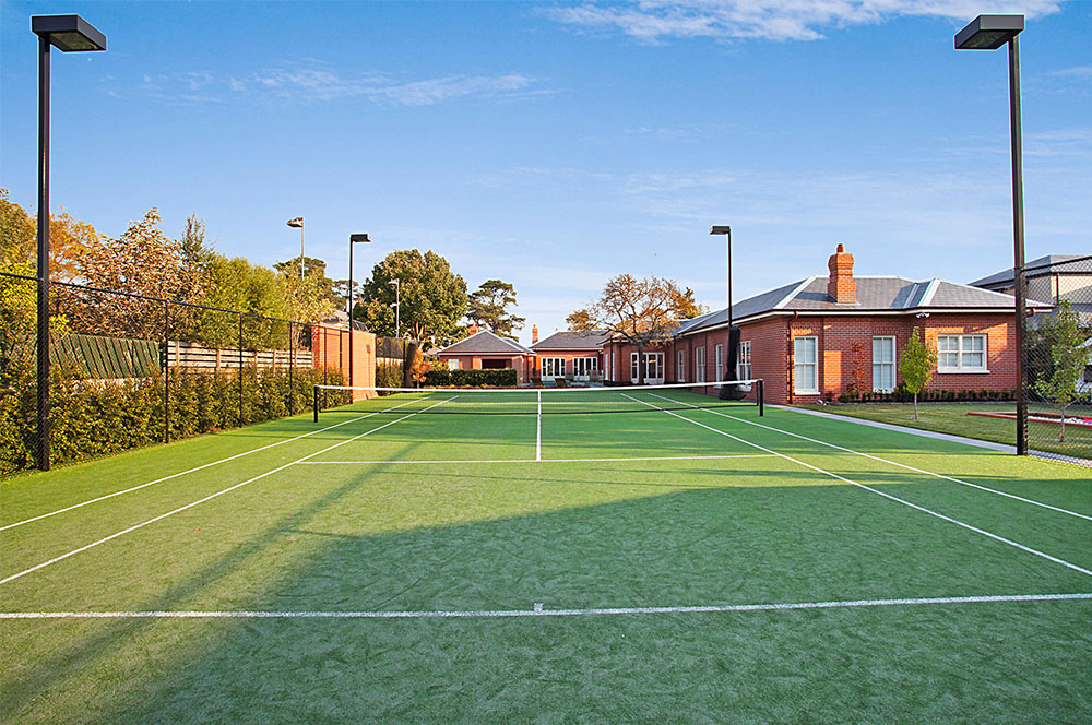 Ultracourts - About Us - Essendon Tennis Court