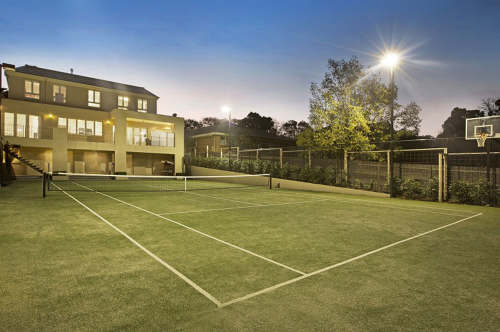 Ultracourts - Family Tennis Court Builders in Melbourne