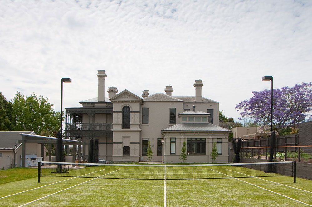 Ultracourts - Grass Tennis Courts Melbourne