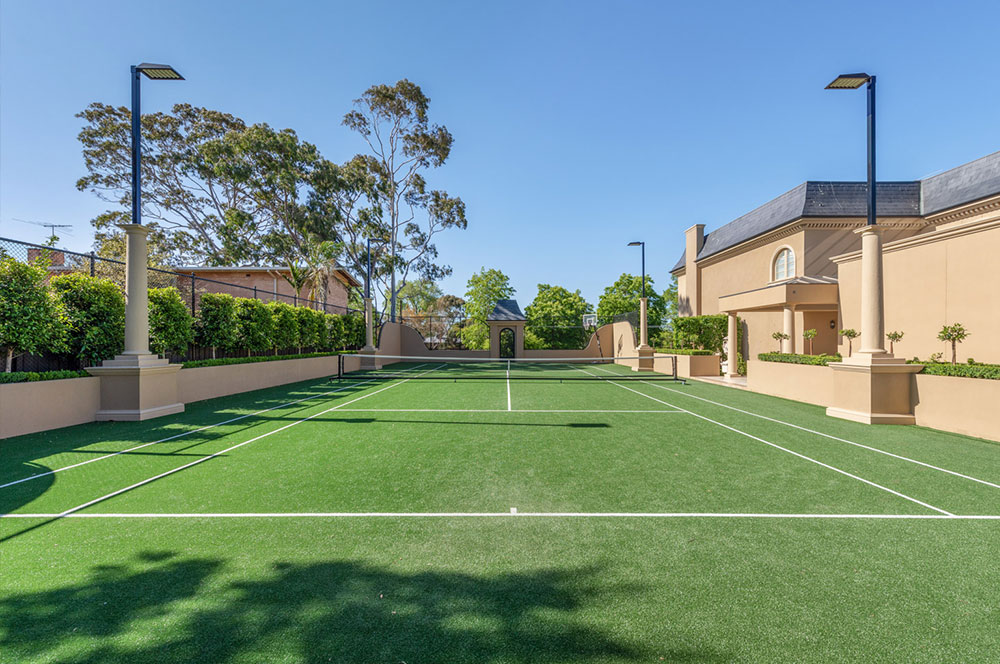 Ultracourts - Luxury Tennis Courts Melbourne