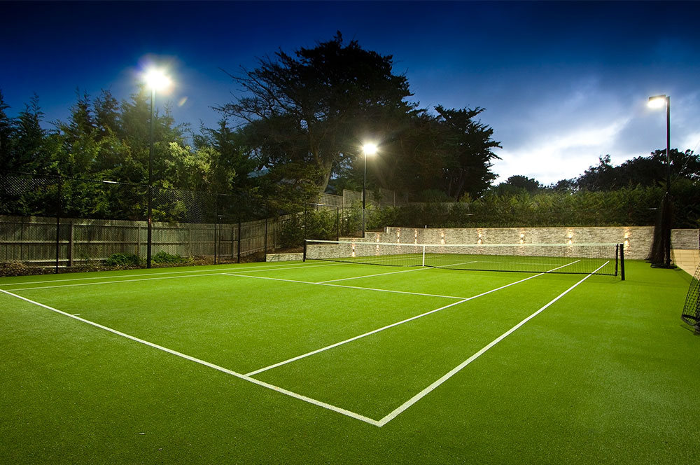 Ultracourts - Tennis Courts and Lighting