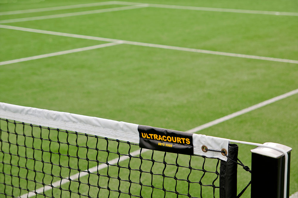 Ultracourts - Tennis Nets Melbourne