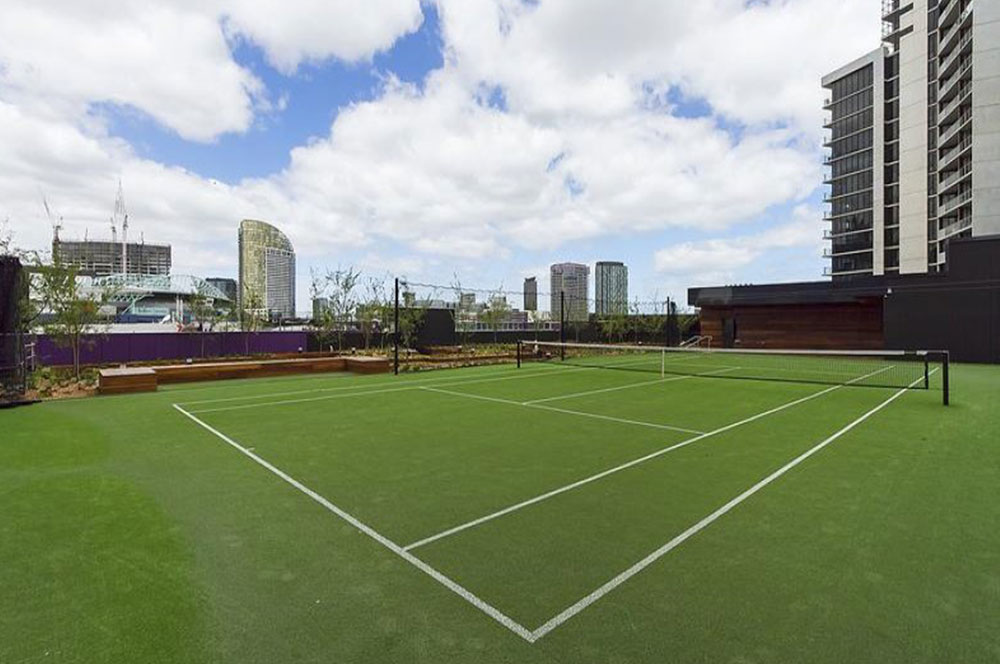 Ultracourts - The Quays Tennis Court