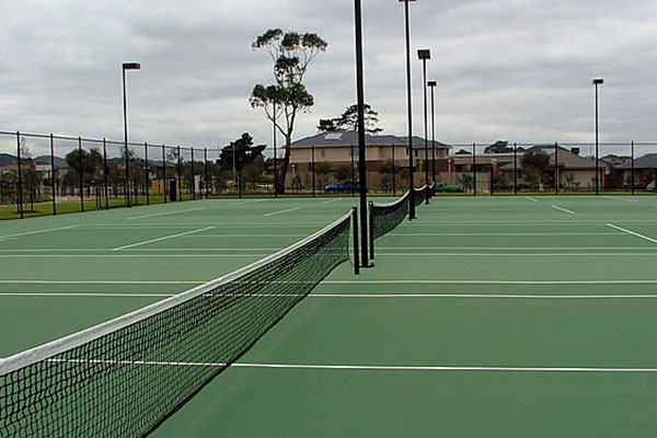 Ultracourts - Acrylic Tennis Court Builders Melbourne