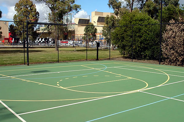 Ultracourts - Tennis Court Associated Works