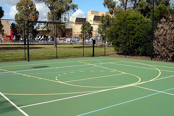 Ultracourts Tennis Court Builders - Associated Works - Kilysth - Kenwood 02