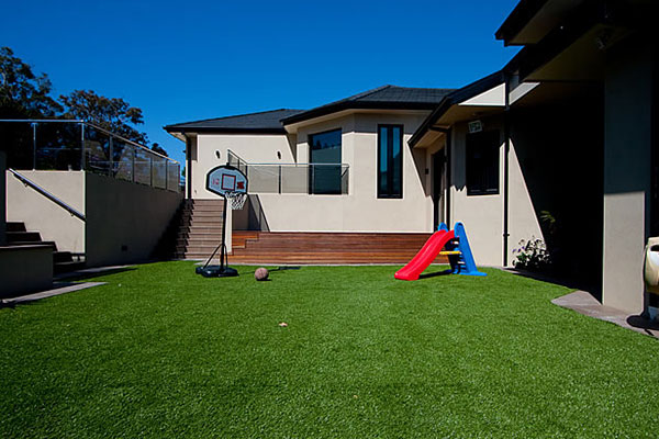 Ultracourts Tennis Court Builders - Associated Works - Play Area - Synthetic Grass