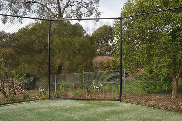 Ultracourts Tennis Court Builders - Associated Works - Rebound Net