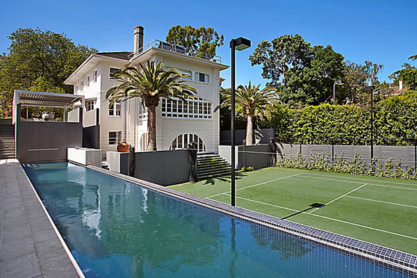 Ultracourts Tennis Court Builders - Pool & Tennis Court Packages - Toorak