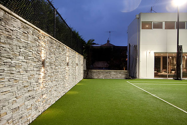Ultracourts - Tennis Court Fencing & Retaining Walls